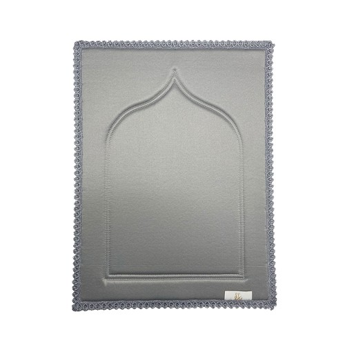 Mini Sajada - Shining Grey (Small Lace)