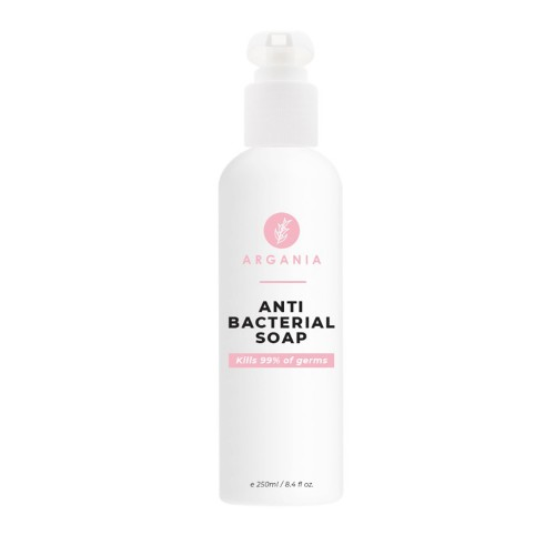 Argania - Antibacterial Soap (250ml)