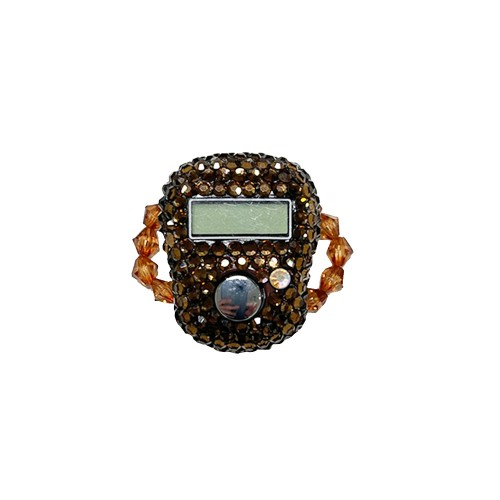 Tasbih Digital - Brown