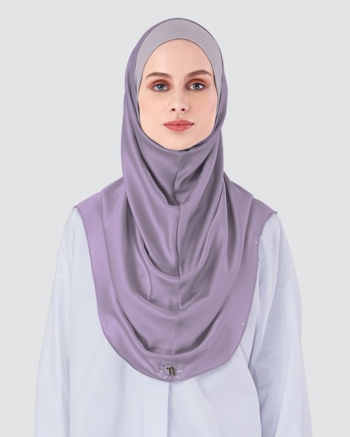 Liya Instant - Light Purple Blue
