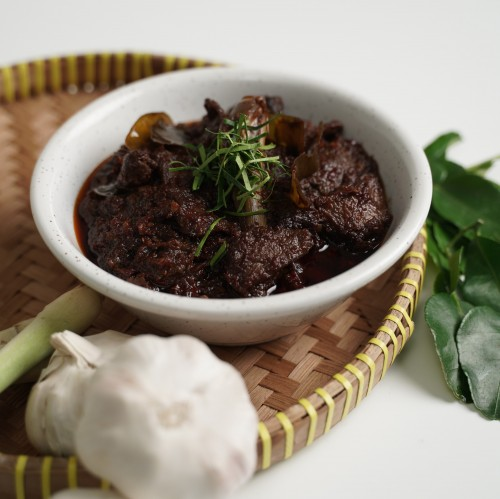 Aunty Tini Kitchen - Daging Dendeng